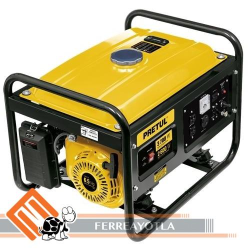 Ferreteria ayotla - Generador electrico gasolina ...